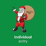 Individual Entry - Santa Scramble 2019 - December 8th, Reflection Bay