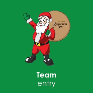 Team Entry - Santa Scramble 2019 - December 8th, Reflection Bay